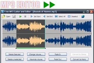 Aplikasi Edit dan Pemotong Lagu MP3