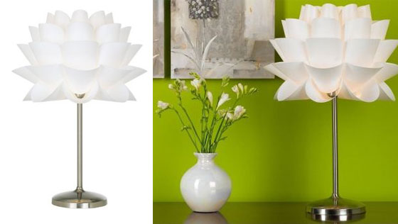 Something Amazing 12 Beautiful Flowers Shaped Lamps