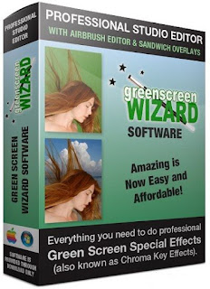 Green Screen Wizard Professional 9.5 Full Crack