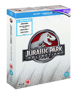 How many jurassic park movies are there? get now >> Jurassic Park Collection £14.99