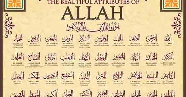 Download Al Asma Ul Husna الاسماء الحسنى 99 Nama Nama Allah Artinya Dan Keutamaannya Pecinta Ilmu Dan Hikmah