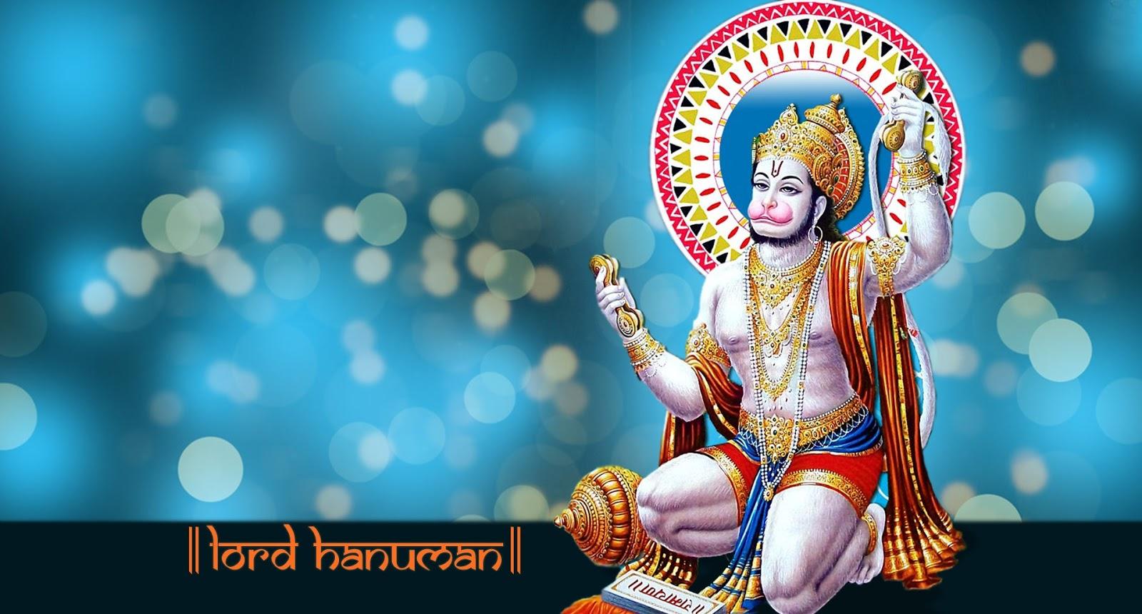 God Hanuman 1080p HD Wallpaper