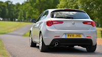 Lower Emissions and improved economy for Alfa Romeo Giulietta Range