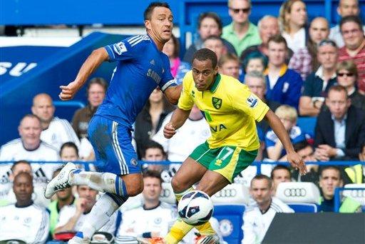Chelsea vs Norwich City