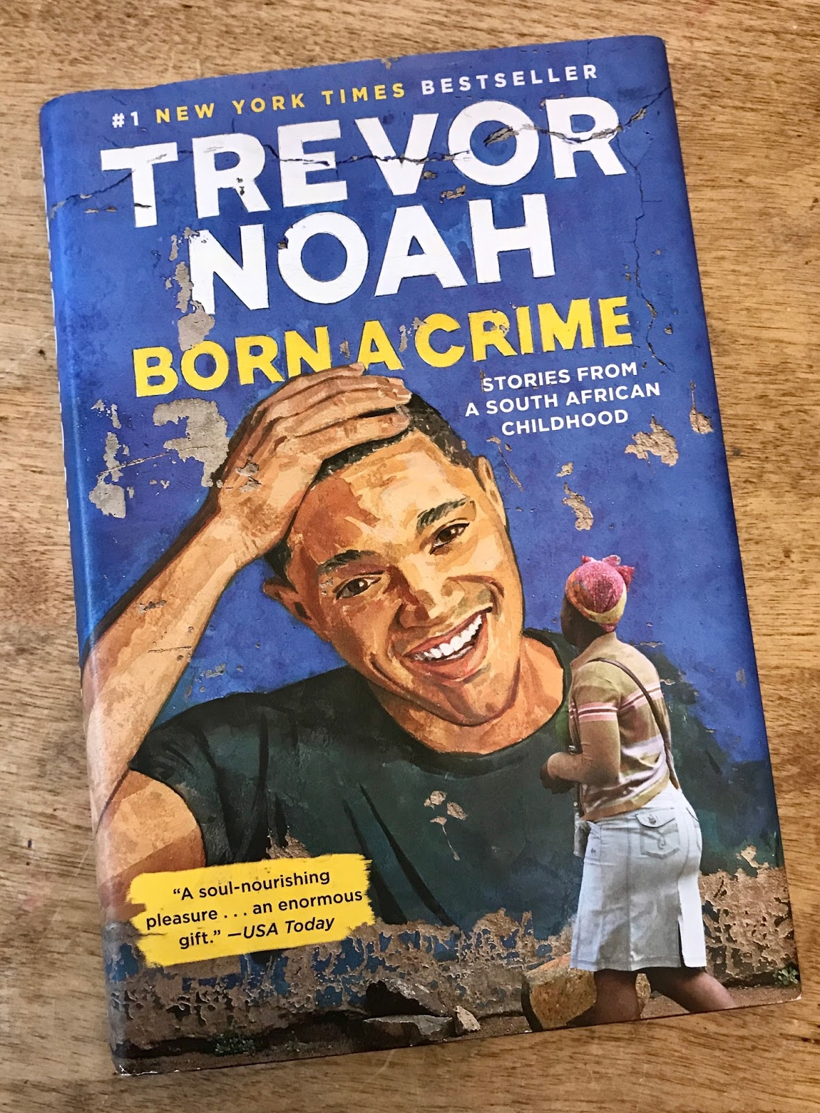 born a crime trevor noah free pdf