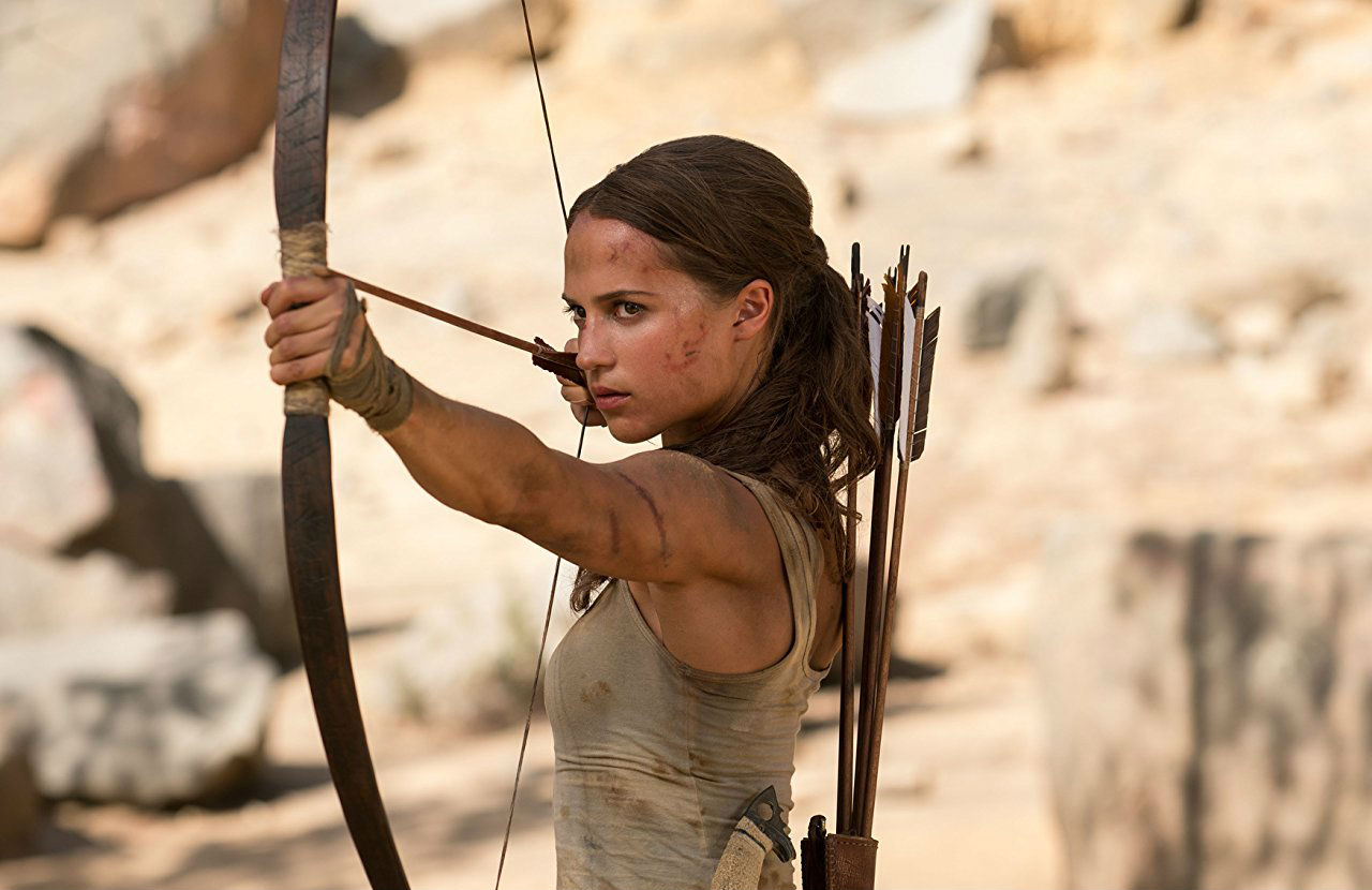 MOVIES: Tomb Raider - Review