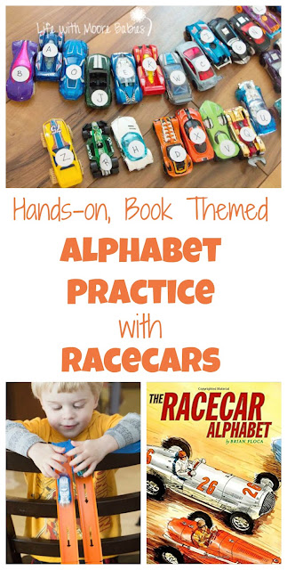 Race the Alphabet for Fun, Hands-on Learning
