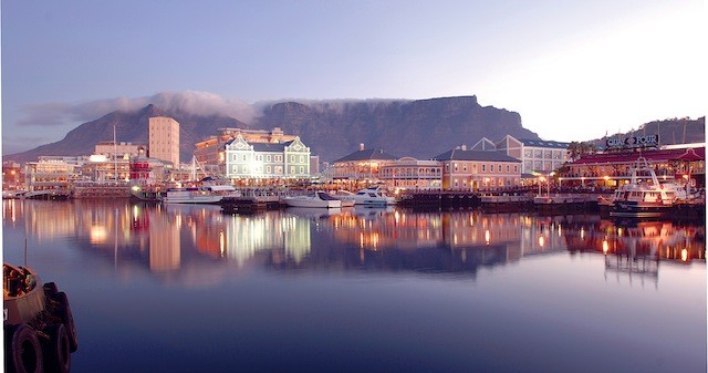 The Waterfront, Cape Town