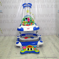 Royal RY9389 Piano Musical Jumper Baby Walker