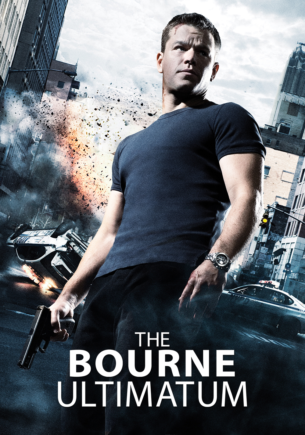 The Bourne Ultimatum (2007) ταινιες online seires oipeirates greek subs