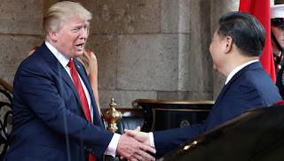 Donald Trump Minta Presiden China Kerja Keras Soal Nuklir Korut