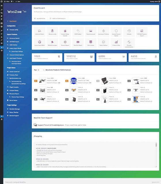 WooCommerce Amazon Affiliates v10 0 – WordPress Plugin - Blackhat