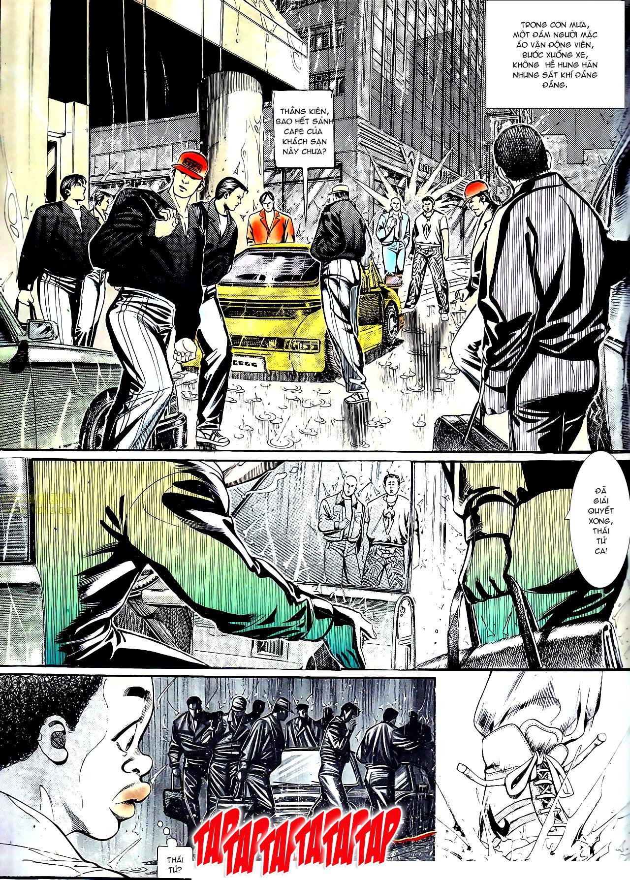 Người Trong Giang Hồ chapter 152: trăng sáng chiêm đông trang 13