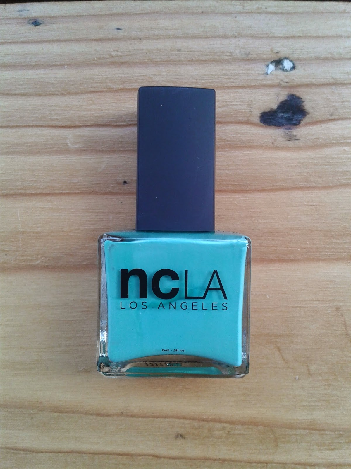 ncLA Nail Varnish in Santa Monica Shore Thing