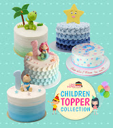 DIY Children Cake Collection