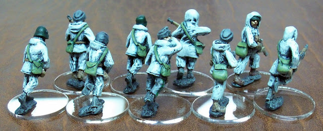 baker company winter war Finns Finnish