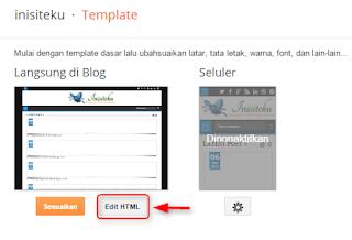cara membuat next page button dengan angka di blog