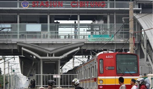 Jadwal KRL Stasiun Cibitung