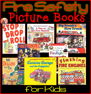 Fire Safety Picture Books