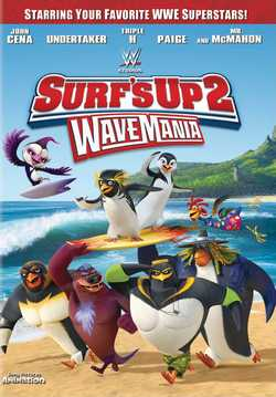 Surfs Up 2 WaveMania (2017) English DVDRip XviD 1.2GB