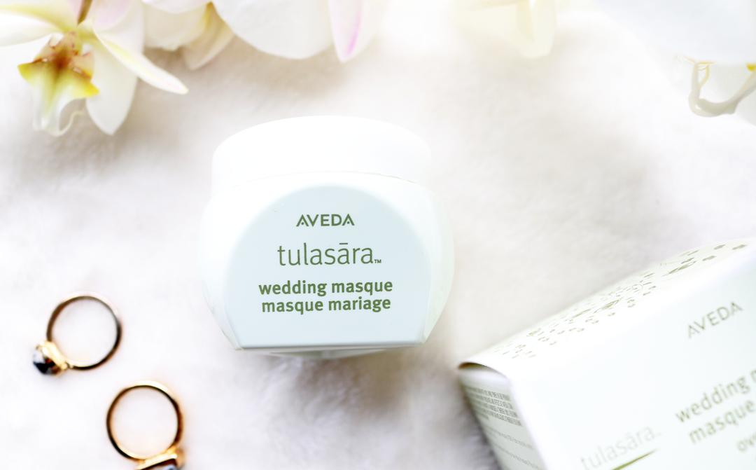 Aveda Tulasara Wedding Masque review