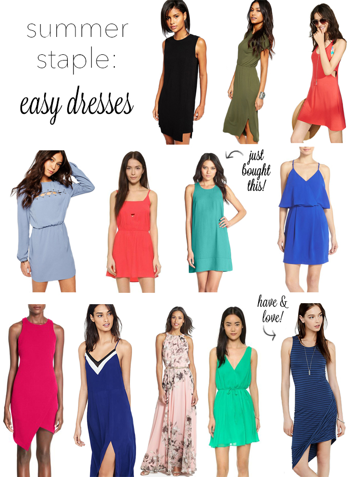 12 easy dresses to elevate your summer wardrobe