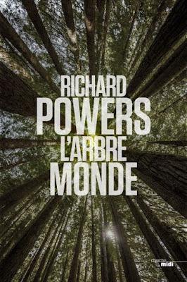 l'arbre monde livre richard powers littérature écologie roman fnac