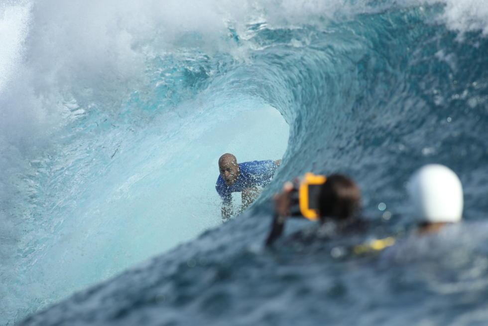 19 Kelly Slater Billabong Pro Tahiti 2016 foto wsl Poullenot Aquashot