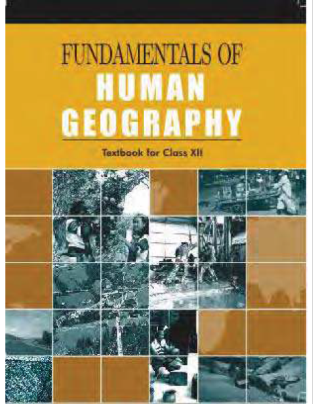 NCERT Geography Class-12(Part-1) : For English Medium Students PDF Book