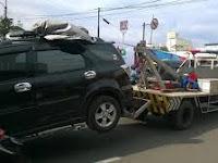 Jangan Asal diDerek Apa Bila Mobil Matik Anda Mogok