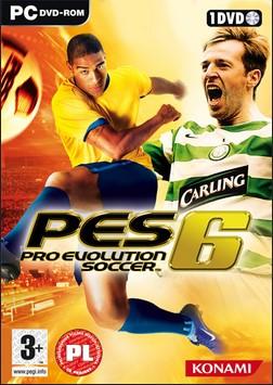 descargar PES 6 Pro Evolution Soccer 6 para pc full español