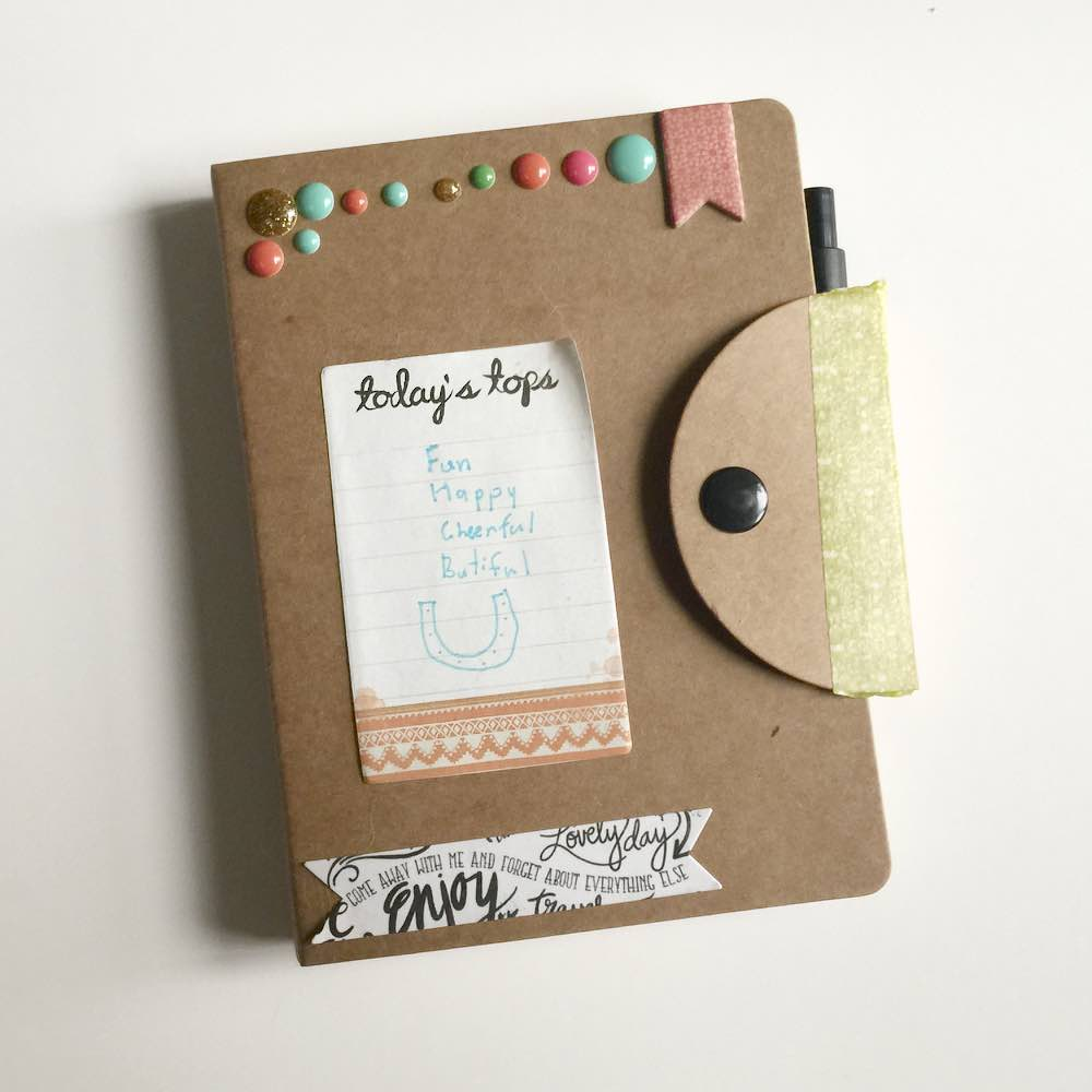 #lists #mini album #scrapbook #challenge #iloveitallblog
