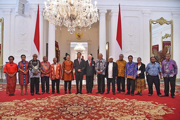 Dialog Jakarta Papua Untuk Amankan Saham dan Politik Gado gado indonesia Adu domba Tokoh Papua