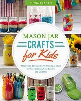 Top Notch Material Summer Boredom Buster Mason Jar Crafts For Kids