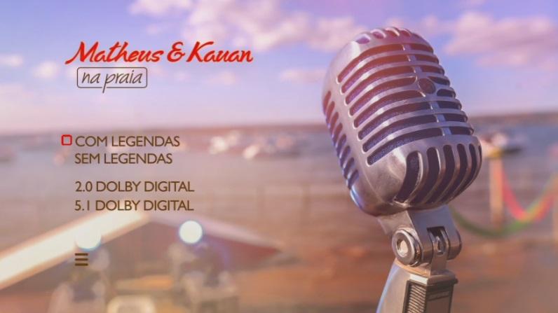 CLICK AQUI  Matheus & Kauan Na Praia DVD-R 3