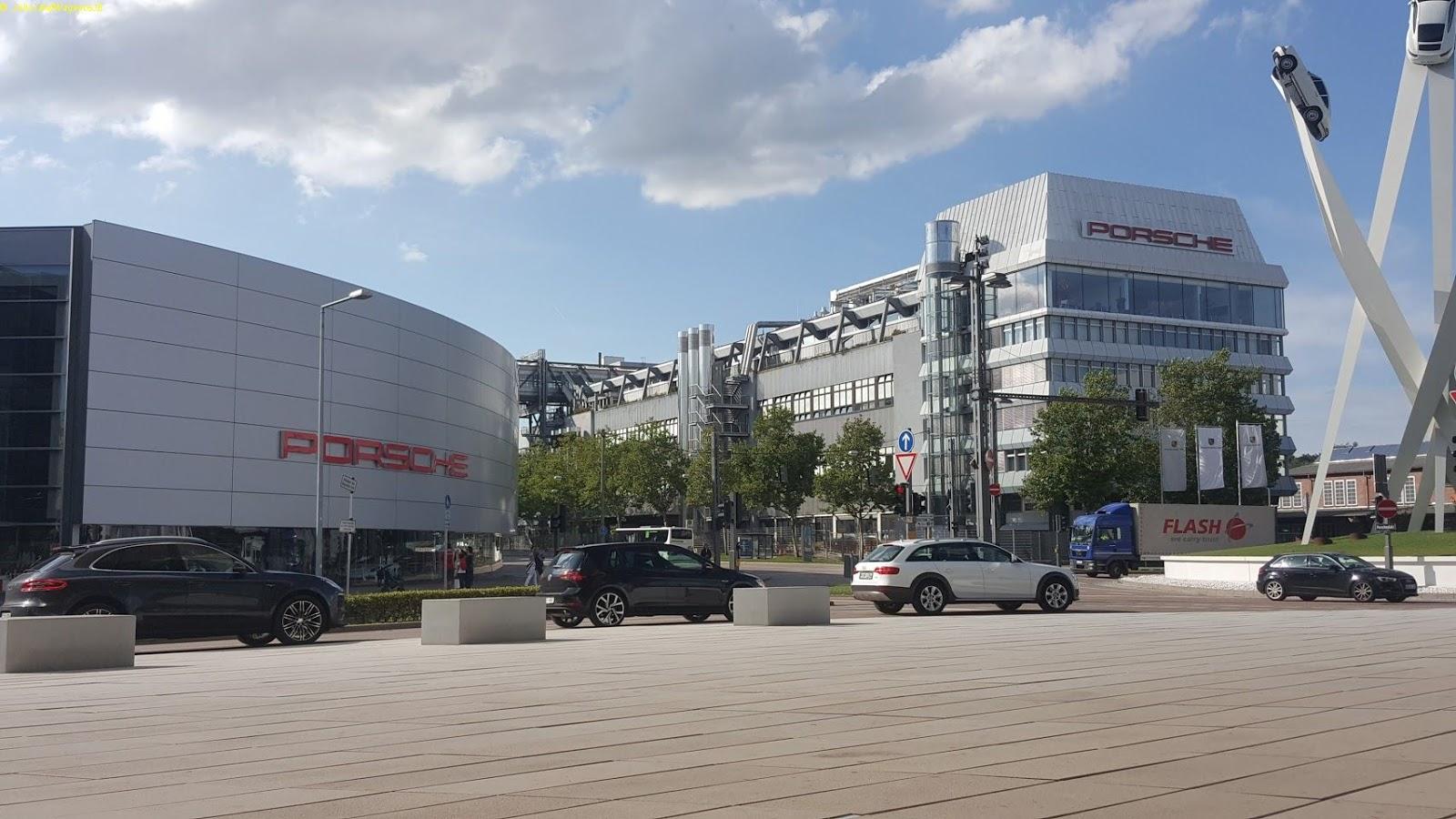Porsche Museum Stuttgart Jaho Jalal