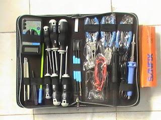 Darmatek Jual Sanfix Q18 tool Set
