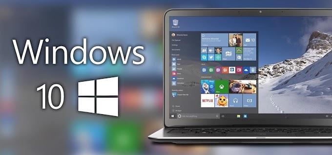 Cara Aktivasi Windows 10 dengan mudah - CARA TERMUDAH NOVEMBER 2018!!!