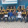 PWI Dan OKP TUBA Kumpulkan Rp15 Juta Untuk Membantu Korban Tsunami Lamsel