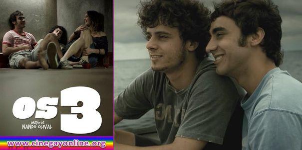 Los 3, película