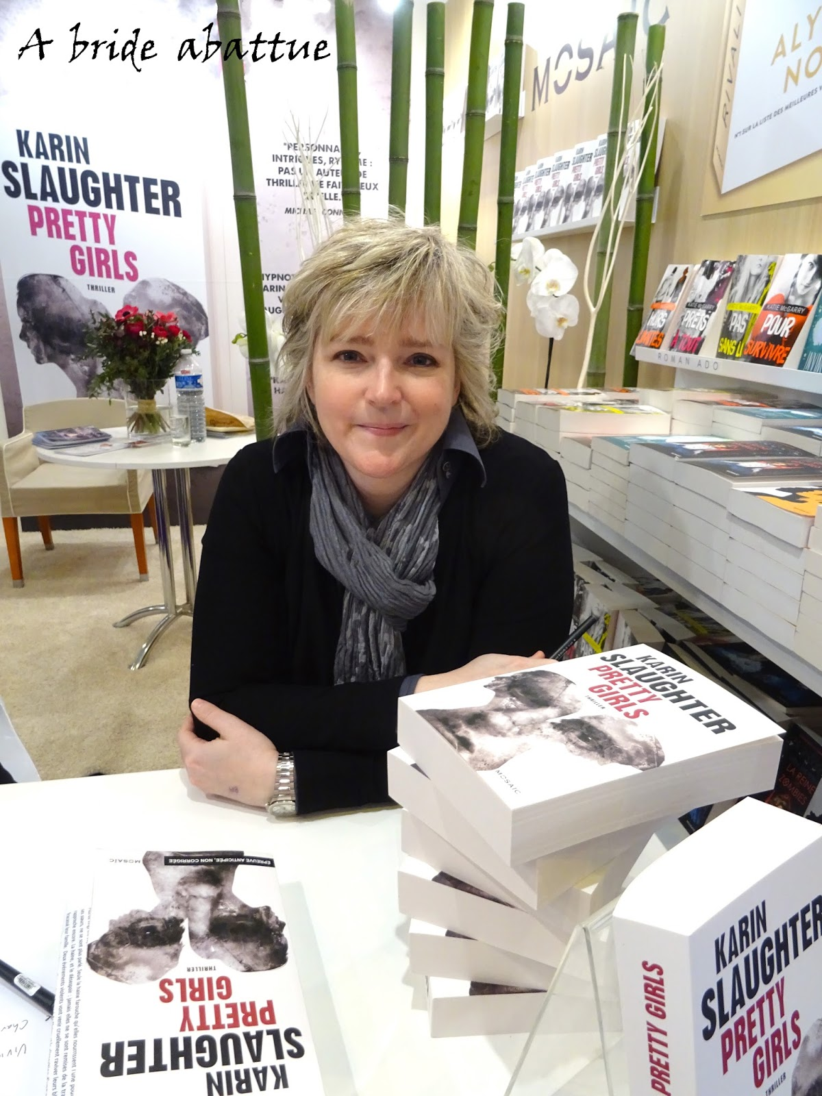 slaughter girls Karin slaughter is an american crime writer, whose first novel blindsighted pretty girls (2015) the good daughter (2017) last breath (2017) pieces of her (2018.