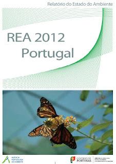 REA - Relatório de Estado do Ambiente 2012