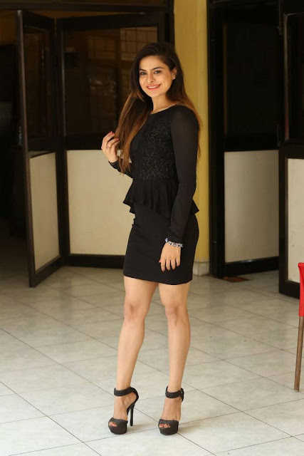 Anitha Raghav Sexy Picture At Saaradhi Movie Press Meet