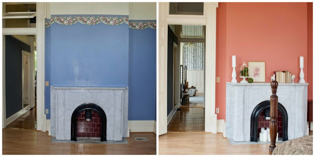 diy, home improvement, marble fireplace