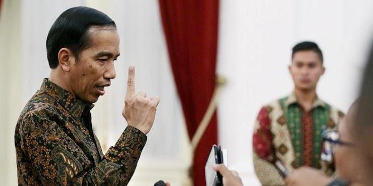 Jokowi : Hati-Hati Bikin Status di Media Sosial Nanti Bisa Berujung pada Kasus Hukum