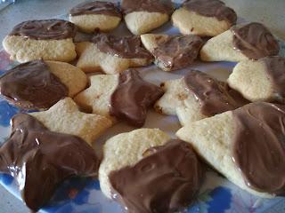 Pasticcini cioccolato