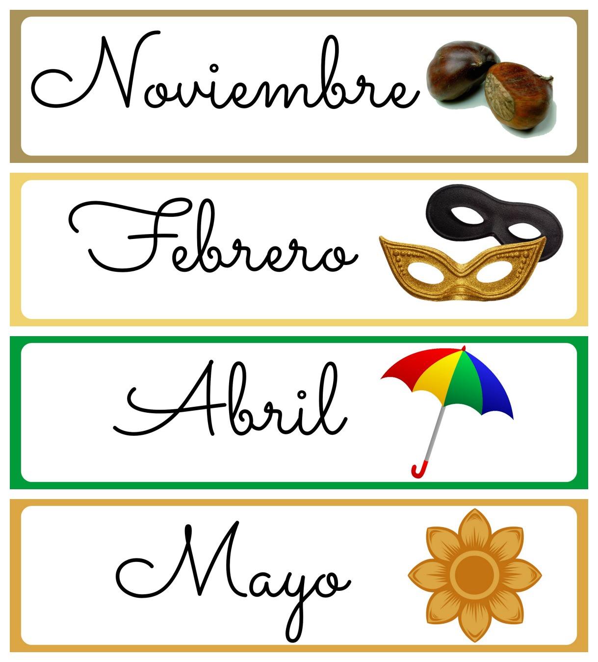 Calendario para el aula aula de elena for En 8 dias cumplo anos