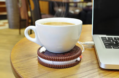 Cookie USB Cup Warmer