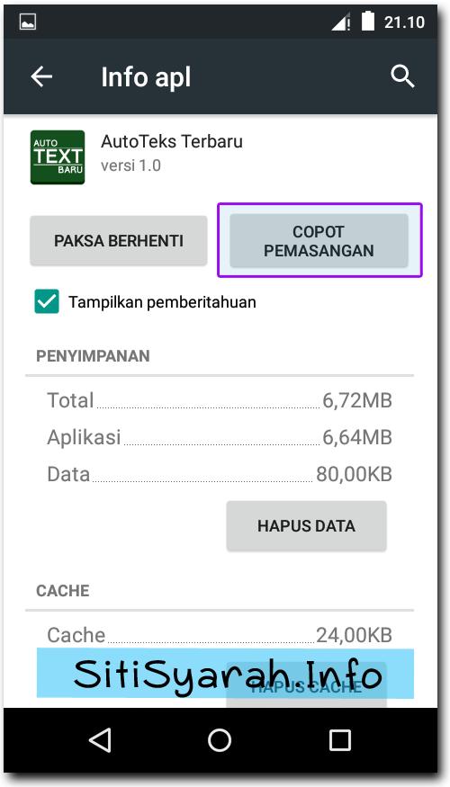 Solusi BBM Android Lemot dan Loading