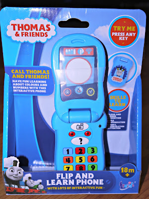 Thomas Flip & Learn Phone